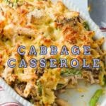 Ground Beef Recipes Cabbage Casserole To Lose Weight