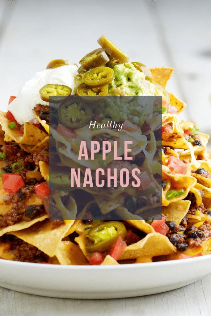 Apple Nachos Recipes Healthy Heart