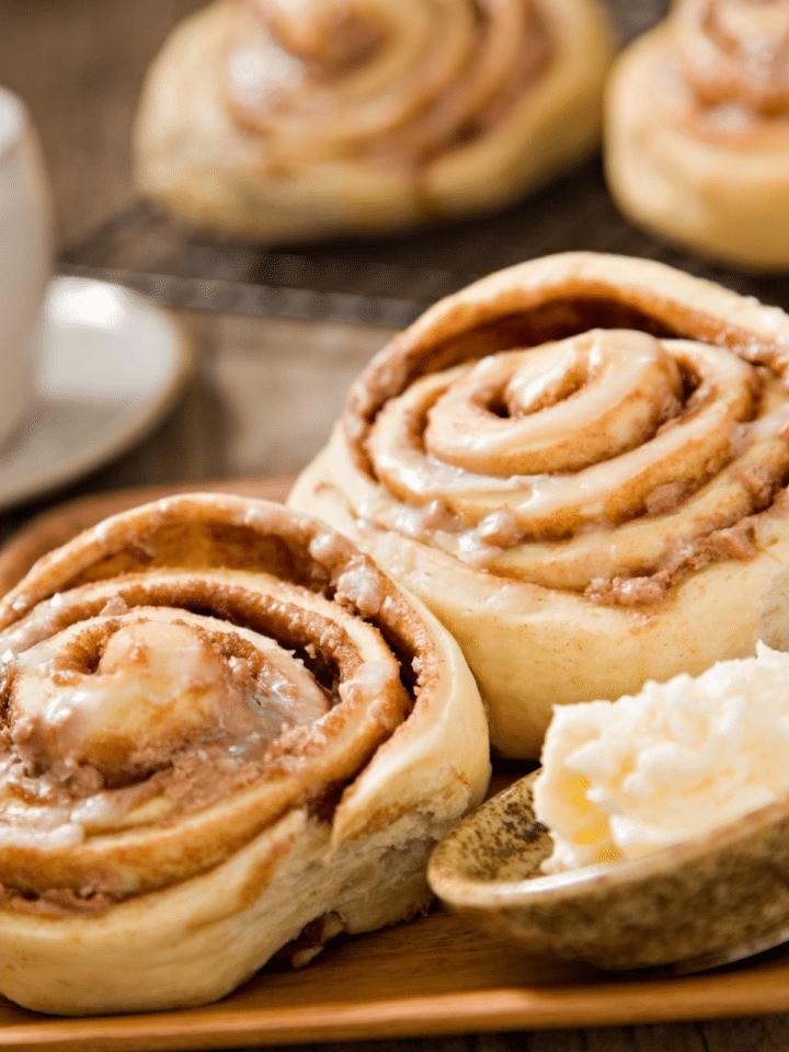 Quick Breakfast Recipes Instant Pot Cinnamon Rolls
