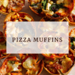 Healthy Recipes For Kids Pizza Muffins