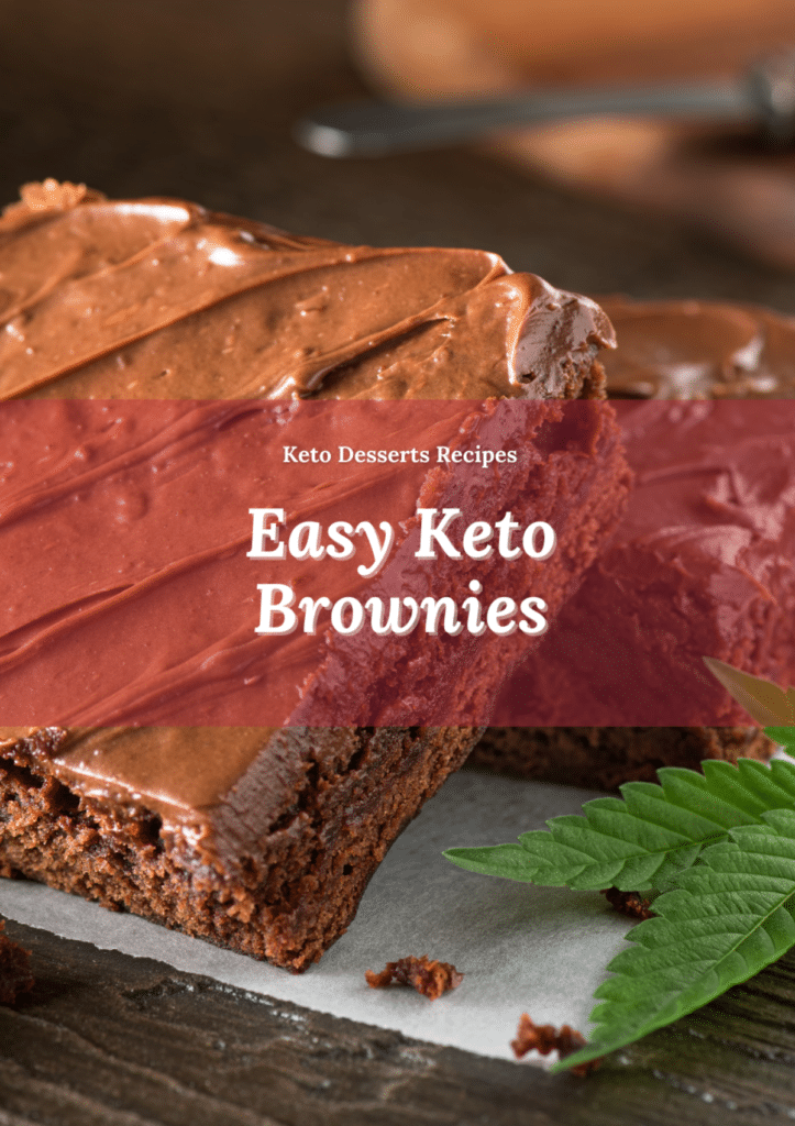 Easy Keto Recipes Brownies With Almond Flour