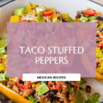 Mexican Recipes Taco Stuffed Peppers