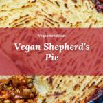 Mouthwatering Vegan Shepherd's Pie
