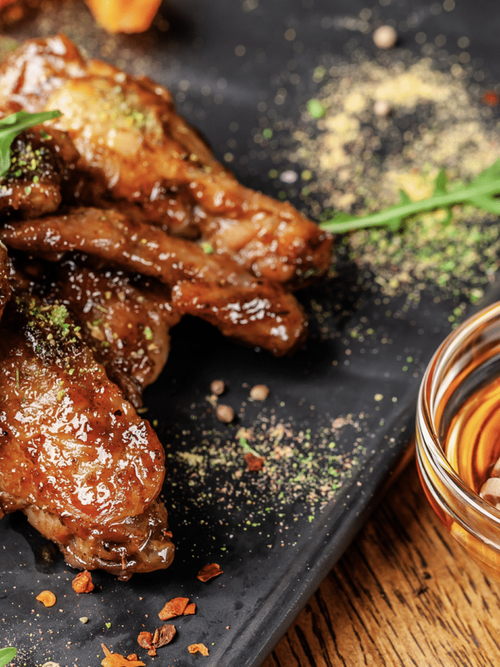 Honey Garlic Chicken The Perfect Dish For Fall