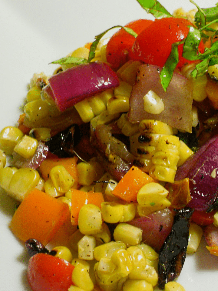 Tasty And Nutritious Mexican Corn Pasta Salad